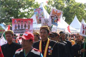 Parade kebangsaan HAB ke 74 kemenag kendal